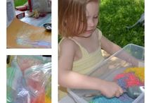 Classroom Sensory Boxes / by Chantelle Kelly