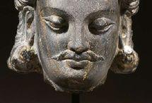 Gandhara Head / Head Gandhara