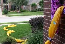 rapunzel party Ebs