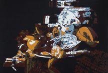 Illustrator with Webcamtoy / Credits: Davit Tsanava, Nika Maisuradze, Tezi Gabunia Graphic Design, Painter technician: Oto Shengelia, Gvanca Gabunia, David Koroshinadze Photo: Elene Pasuri 2015