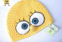 Chapéus De Croché Para Bebé