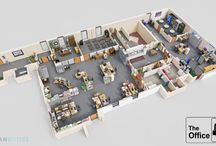 Office space plans