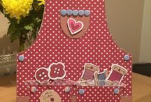 Leisure Time & Adorable Aprons