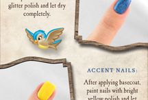Disney Nails / by Amy Philipps