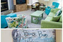Coastal Design Styles