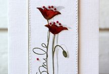 Die Cuts - Dancing Tulips & Prim Poppy, and more / by June Anderson