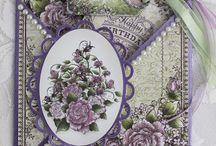 Purple pouch