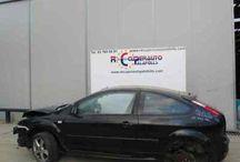 Despiece Focus Berlina (Cap) (2004 - 2007) / Recuperauto Palafolls S.L, tiene a su disposicion varios modelos y de diferentes versiones de Ford Focus Berlina para su despiece y venta de recambios totalmente garantizados, no dude en contactar con nosotros al 93 765 04 01, o visite nuestra página web: www.recuperautopalafolls.com!