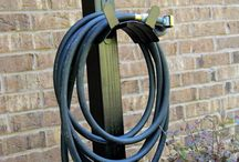 garden hose pipe ideas