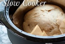 Slow cooker bread recipes