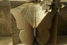 Bokvikning - Book folding