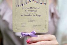 Livret de cérémonie / Idées, créations et DIY pour vos livrets de cérémonie
