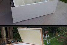 Refrigerador para el exterior