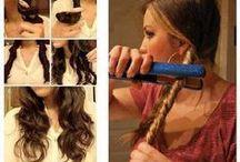 ideias cabelo