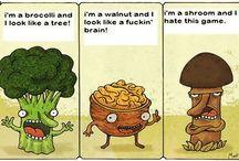stewed shrooms