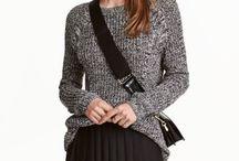 Jerseys y blusas de invierno