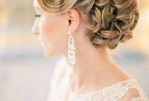 WEDDING HAIR & ACCESSORIES IDEAS