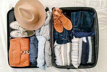 Travel storage ideas...