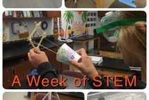 Stem or Stream Activities / by Bunny Egley