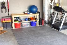 Home gym / by Katy McGuire