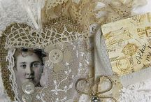 burlap / by Rebecca Ford