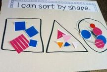 Shape and colour School Week
