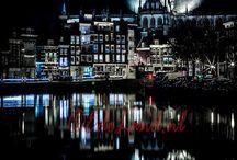 Haarlem e.o. / Plaatjes van Haarlem, de mooiste stad van Nederland, met hier en daar een foto van iets uit de directe omgeving (Aerdenhout, Heemstede, Santpoort, Overveen, Bloemendaal).