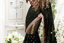 One Minute Saree / Indian One Minute Saree - Easily Wear Indian Saree in just One Minute and Ready for Festival, Party, Event Celebration. Buy at http://fashionfemina.com