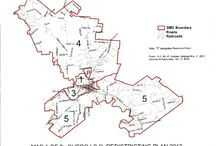 District Boundary Maps for Districts 1-5 / Cuero ISD District Boundary Maps for Districts 1-5.  Districts 3 and 4 are up for election.
