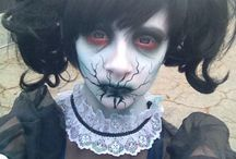 Costumes/Effects Makeup / All things Halloween/Cosplay