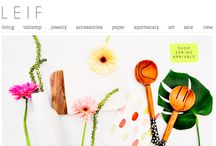 e-commerce crush. / by Nicole Bugante