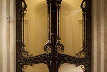 Baroque Wrought Iron