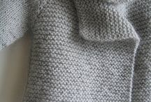 Babies knitwear