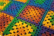 Afghans  / Craft crochet