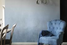 All the blues... decor / Home decor style using blues as inspiration.