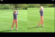 Swing improvements / A sample of some of the changes my clients have made in their golf swings, before and after pictures .  Remember it's not just how you swing but how you play the game (golf)