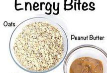 Healthy snacks ideas