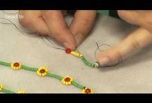 boncuktan kolye yapımı