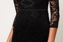Little... black dress / by Sarah Zetelski- Hillman