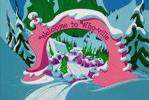 THEME Dr. Seuss Christmas