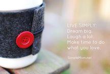 Big, simple life