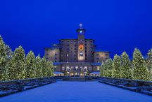 CHART 93: The Broadmoor / So excited for attendees to visit The Broadmoor in Colorado Springs, CO. This amazing 5-star resort is the site for CHART 93: T3: Training Competencies Conference March 4 - 7, 2017.