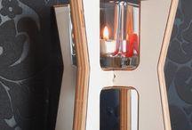Candlestick LAMPIO interior / Design for your home