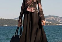 Who Said Hijabis Are Not Fashionable? (: