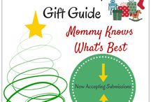 2015 Holiday Gift Guide / Here's the 2015 Holiday Gift Guide from Mommy Knows What's Best!