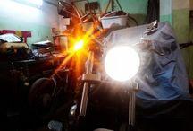 Kawasaki VN-1500 Hungry Rider