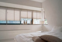 Binnenzonwering en raamdecoraties