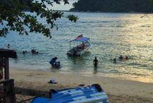 Les îles en Asie du Sud Est / Les îles en Asie du Sud Est avec ma sélection d'épingles en articles et photos
