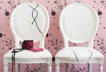 Color Combo: Pink, Black, And White