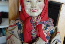 Vintage and Costume Dolls
